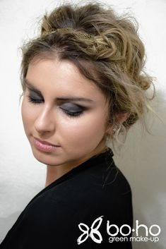Maquillage bio et naturel Boho green