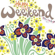Happy Weekend Friends... :)