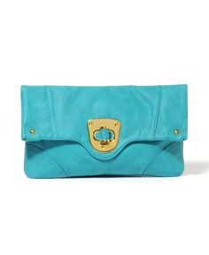 Urban Expressions Chelsea Turnlock Clutch purse from South Moon Under.. in love!