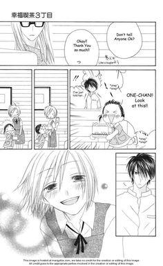 Shiawase Kissa Sanchoume 23 Page 18