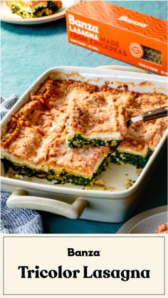 Save Print Tricolor Lasagna GOOD FOR: When you have time to make tomorrow's dinner today, when an ombré smoothie just won't cut it, when you want to bring eye candy to the office holiday par… Baked Pasta Dishes, Baked Pasta Recipes, Pecorino Cheese, Dinner Today, Pasta Bake, Tray Bakes, Have Time, Meal Ideas