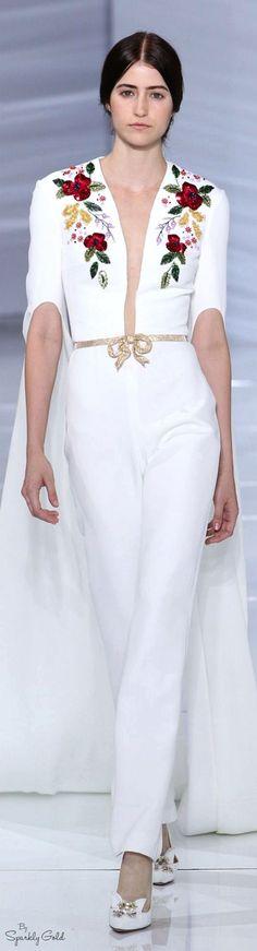 Georges Hobeika Fall 2015 Couture
