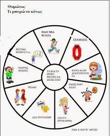 Πάω Α' και μ'αρέσει: 6 Μαρτίου ημέρα κατά της ενδοσχολικής βίας!Δραστηριότητες! Elementary Teacher, Elementary Schools, Fun Learning Games, Preschool Education, School Themes, School Psychology, Always Learning, Lessons For Kids, Therapy Activities