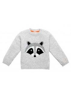CHRISTOPHER FISCHER Cashmere Raccoon Sweater