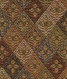 Robert Allen Fleur Diamond Adobe Fabric