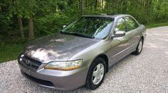 Car brand auctioned:Honda Accord LX 2000 Car model honda accord