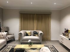 Sheer curtains with Pelmet and Roller Blinds done by Majestic Curtains and Blinds Sheer Drapes, Curtains With Blinds, Made To Measure Curtains, Roller Blinds, Modern Design, Luxury, Interior, Home Decor, Decoration Home