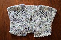 Shrug This! pattern by Yarn LLC (New Haven)