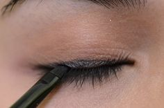 wikiHow to Apply Makeup on Prominent Eyes -- via wikiHow.com