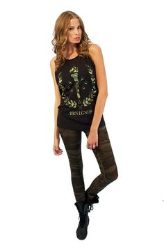 Undefeated Camo Tank Top Womens  #womensfashion #paperalligator #bornlegends