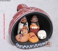 1000 Images About Clay Creche Ideas On Pinterest