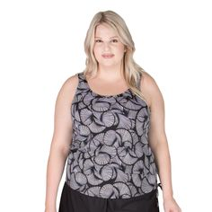 9b8cc98ef2d97 Mastectomy Plus Size Swimsuits   Wear Your Own Bra Swimsuits