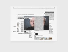Arkitékture  by Juan Pablo Imbrogno, via Behance