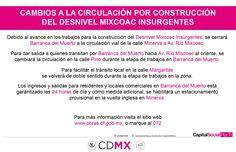 #SOBSECDMX reitera la disposición al diálogo con todas las expresiones en el proyecto desnivel Mixcoac-Insurgentes