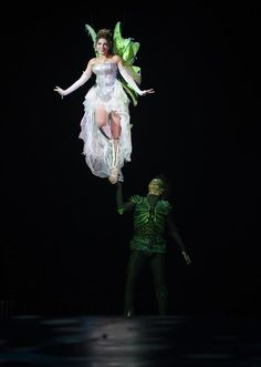 Review of Peter Pan – The Never Ending Story at Dubai World Trade Center