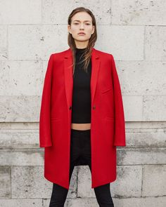 Look 9-THE COAT EDIT | WOMAN-EDITORIALS | ZARA Israel