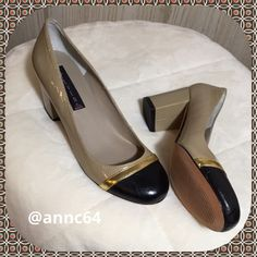 "Steven by Steve Madden Heels Shoes perfect for most occasions. Leather upper and sole. Approximately 3"" heel. Some wear as shown on pictures. Steven by Steve Madden Shoes Heels"