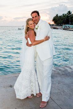 Southernmost Beach | Key West wedding | JHunter Photo