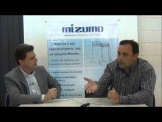 Portal Tratamento de Água visita a fábrica da MIZUMO - Parte 1