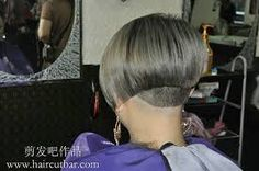 Image result for the ultimate shaved nape