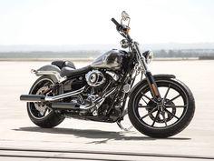 Harley-Davidson Softail Breakout (Foto: Divulgação)
