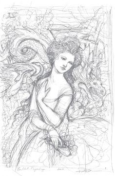 The Art of Rebecca Guay (102 работ)