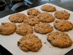 Okay -- excellent cookie recipe. This is the first time I've baked with stevia and it worked out really well. These are better than the other almond flour chocolate chip cookies I pinned, and lower carb too. YUM!