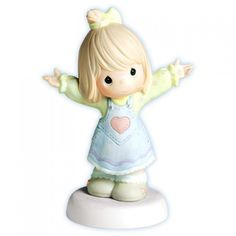 I Love You This Much ~ precious moments figurine