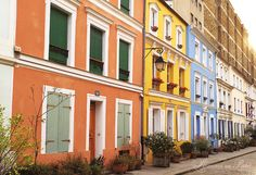 """Called the """"Notting Hill of Paris,"""" Rue Cremieux is a tiny little getaway from the hustle and bustle of the Parisian streets that surround…"""