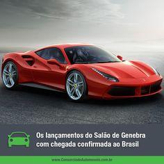 O Salão de Genebra 2015 está acontecendo na Suíça e reúne as principais novidades do setor automotivo. Veja na matéria: https://www.consorciodeautomoveis.com.br/noticias/os-carros-do-salao-de-genebra-que-chegarao-ao-brasil?idcampanha=206&utm_source=Pinterest&utm_medium=Perfil&utm_campaign=redessociais