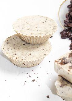 DIY: Homemade Coffee Mint Soap Bars | Horses & Heels