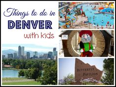 Things to do in Denver with kids #travel #kids #children