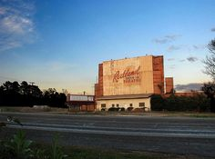 Theaters are one of the more notorious and ubiquitous type of abandoned building – particularly drive-in theaters, many of which have been shut down in recent years. This particular abandonment is currently gathering dust and attracting urban explorers outside Lufkin, Texas on Highway 59.