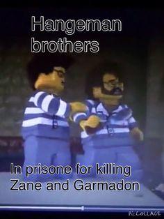 WAIT GARMADON IS DEAD?????? (I missed the last 4 EPISODES of season 4 someone help)