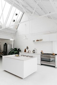 kitchen envy: rye london.