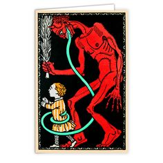 The Krampus has many tools at his disposal, some are grosser than others. Don't…