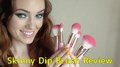 See my new Skinny Dip makeup brush review!