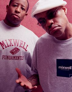 Gangstarr; another fave hip hop group