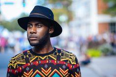 http://chicerman.com  billy-george:  Portrait shots.  #streetstyleformen