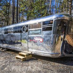 Purchased this beauty December 2015. Renovations under way. So exciting! #spartanimperialmansion #spartantrailer #vintagetrailer #airstream #notanairstream #vintagetrailerrenovation #renovation #tinyhouse #tinyhouseonwheels