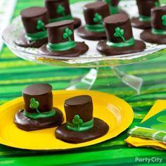 St. Patricks Day Desserts Ideas-Party City