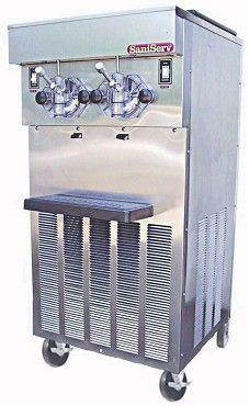 saniserv soft serve machine