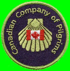 Canadian Company Of Pilgrims Badge