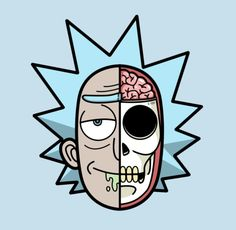 Rick and Morty x Dissected