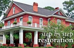 Beautiful magazine, full of resources for restoring old home.  * I've subscribed since the late 1980's