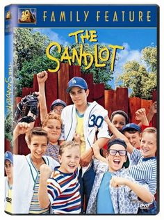 The Sandlot DVD ~ Tom Guiry, http://www.amazon.com/dp/B00028HBES/ref=cm_sw_r_pi_dp_xIuRqb1QBZ0GZ. Check! 4 1/2 stars out of 5.