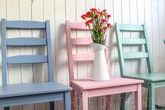 krzesła w skandynawskim stylu