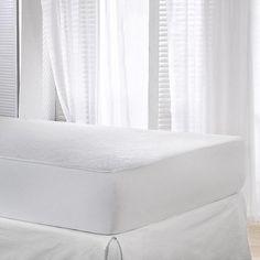 Fundas de Colchón impermeabe antibacteriano para camas de 90 cm, 105 cm, 135 cm, 150 cm, funda de colchón suave, cómoda y agradable, para proteger el colchón