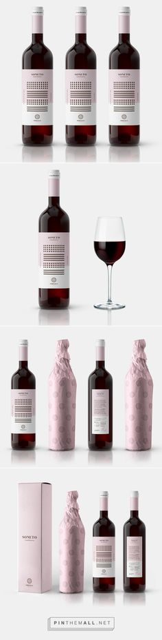 Soneto (Arbocala) Wine Packaging by Salva Anaya | Fivestar Branding Agency – Design and Branding Agency & Curated Inspiration Gallery #design #designinspiration #designlovers #branding #packaging #packagingdesign