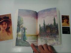 1000 y un libros y reseñas: Valancy Stirling o El castillo Azul (Lucy Maud Montgomery)